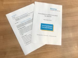 Image of consultation paper