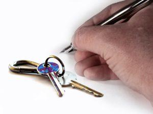 hand keys