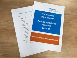 annual report front cover image