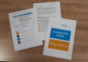 Corp plan front cover