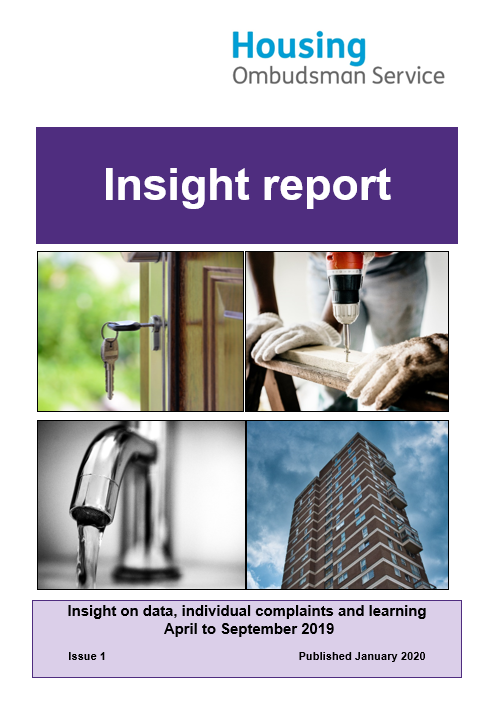 Insight report front cover