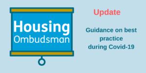 Housing Ombudsman banner update