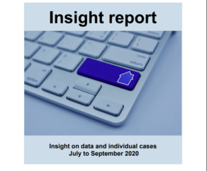 Image of Insight report front cover